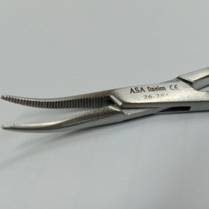 MOSQUITO FORCEPS, DELICATE, CVD, 5INCHES (12.5CM)