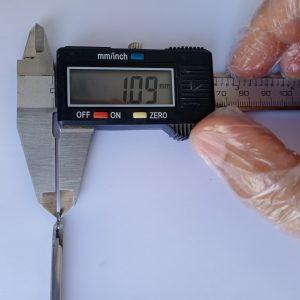 ASA Kerrison Rongeurs 1mm/7inches (Non-Detachable)