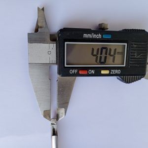 ASA Kerrison Ronguers 4mm/7Inches (Non-Detachable)