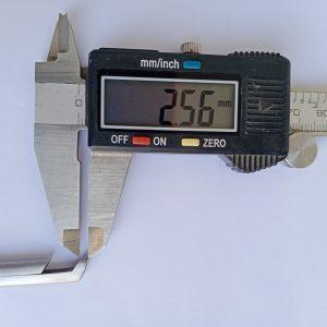 ASA Kerrison Rongeurs 5mm/7Inches (Non-Detachable)